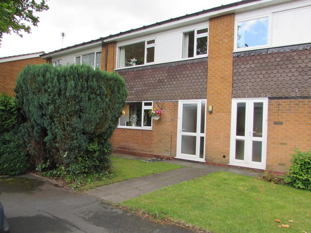 3 Bedrooms Terraced House for sale in Swallows Meadow, Shirley