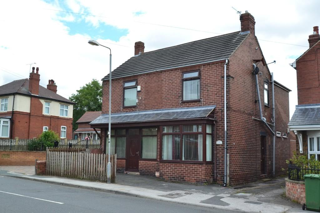 4 Bedrooms Detached House for sale in Field Lane, Upton, Pontefract