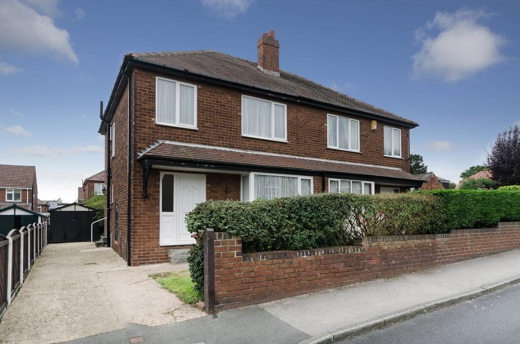3 Bedrooms Semi Detached House for sale in Mill Hill Avenue, Pontefract