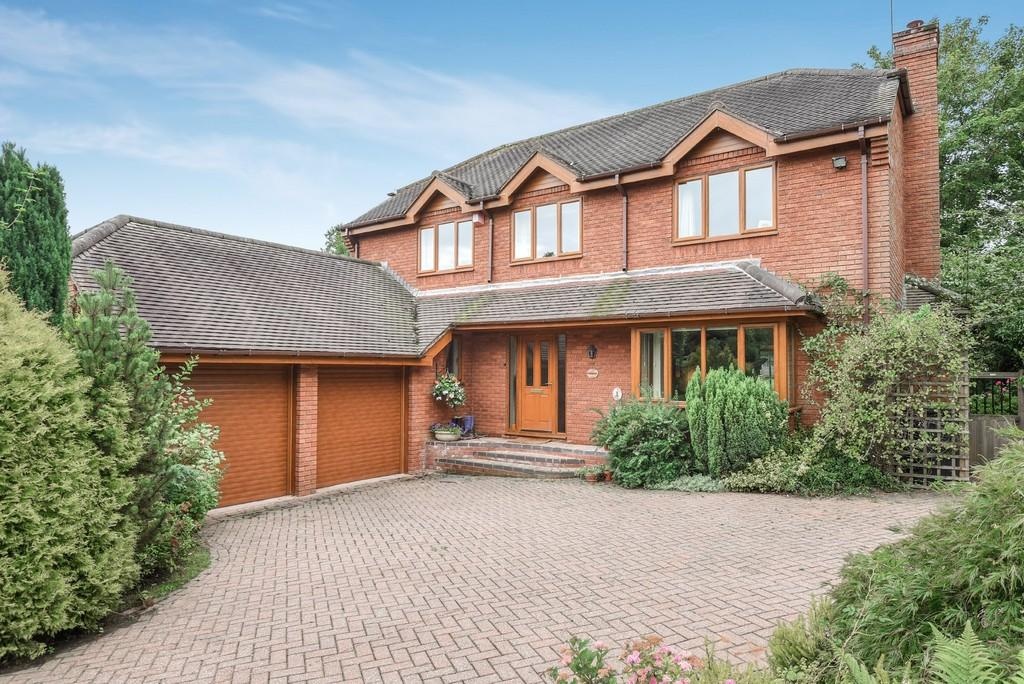 4 Bedrooms Detached House for sale in Adkins Croft, Fillongley
