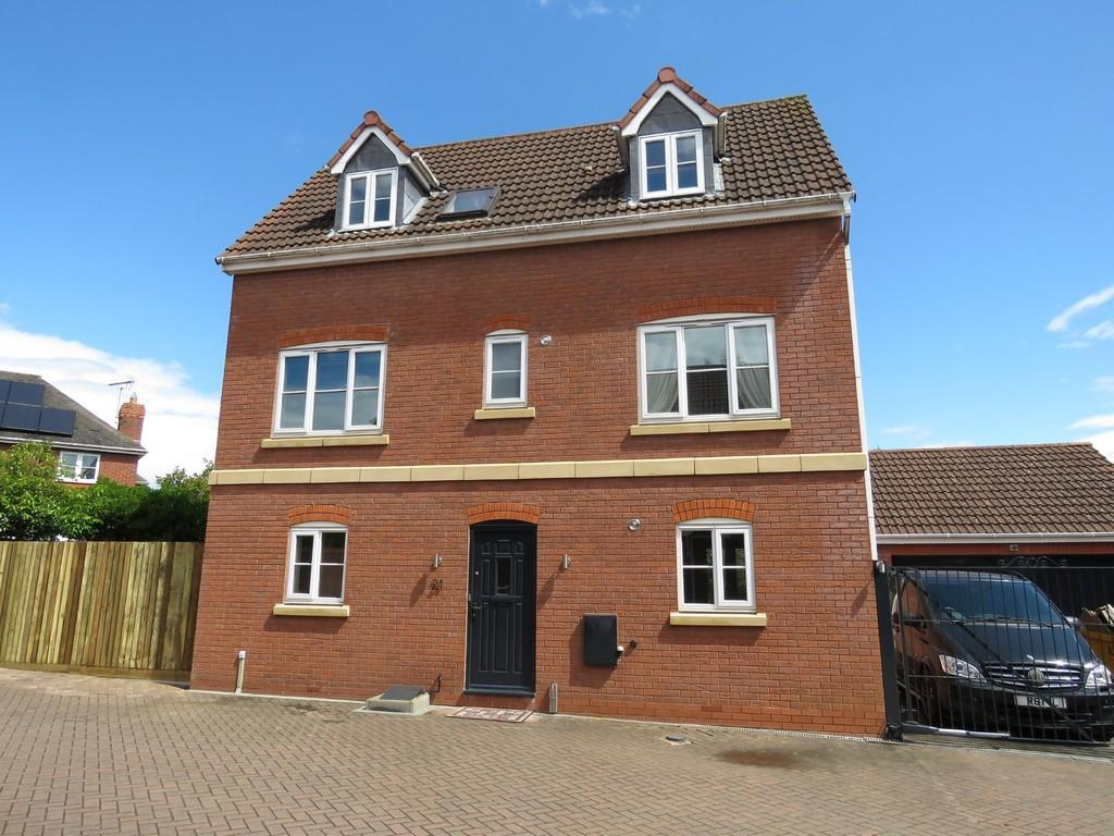 4 Bedrooms Detached House for sale in Short Street, Dickens Heath