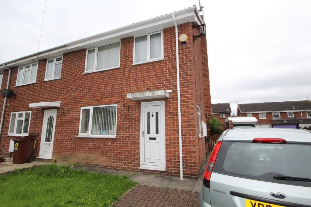 3 Bedrooms Terraced House for sale in Tintagel Court, Normanton, Normanton, West Yorkshire