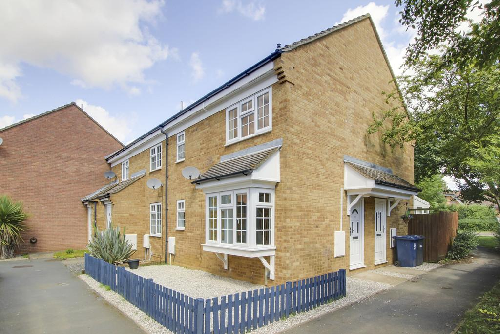 1 Bedroom Semi Detached House for sale in Chawston Close, Eaton Socon