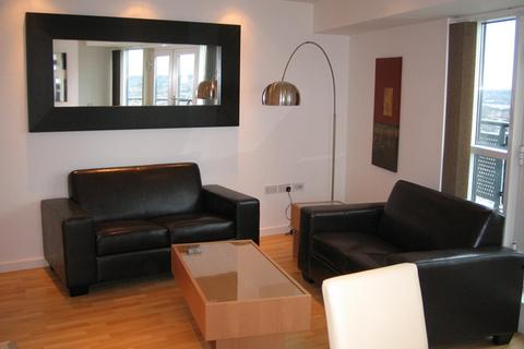 2 bedroom apartment to rent - 9TH FLOOR MASSHOUSE 2 BED WITH BALCONY AND PARKING