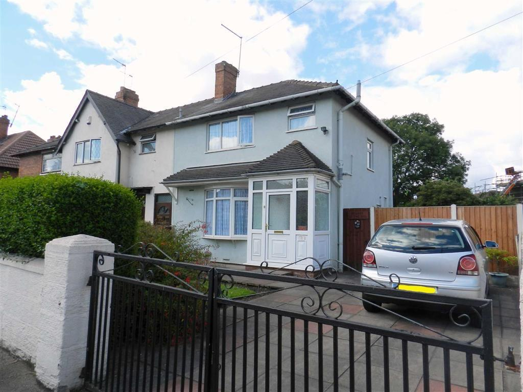 3 Bedrooms End Of Terrace House for sale in Lane Avenue, Walsall, West Midlands