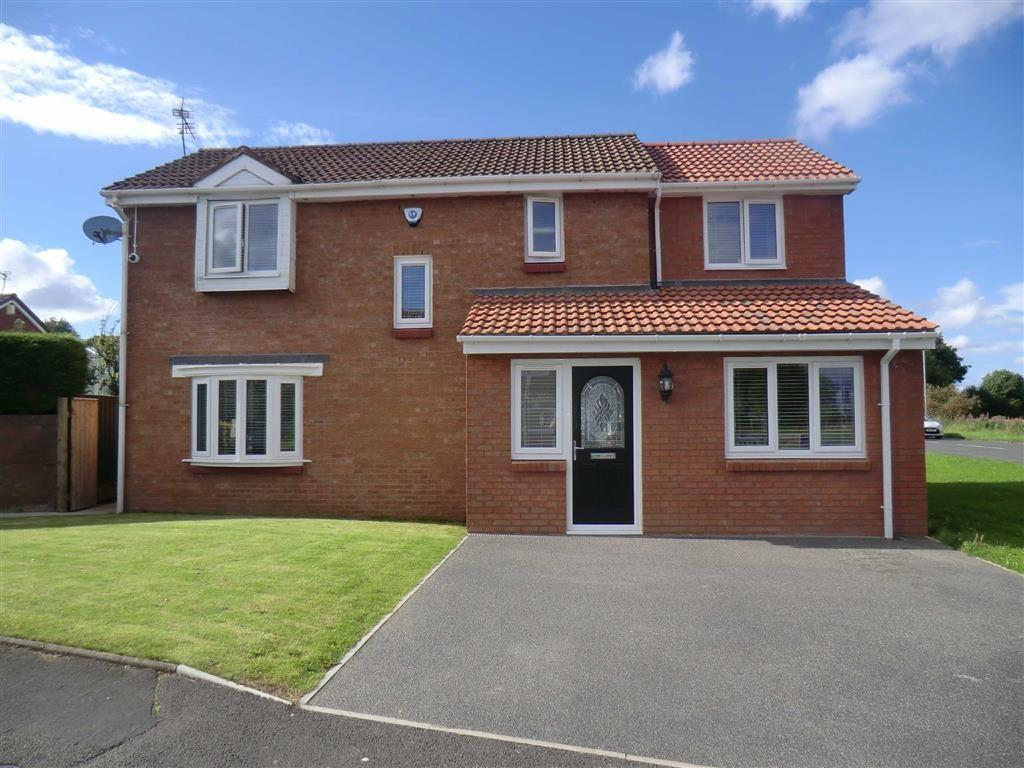 3 Bedrooms Detached House for sale in 44, Cleves Court, Ferryhill