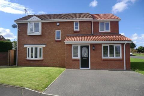 3 bedroom detached house for sale - 44, Cleves Court, Ferryhill