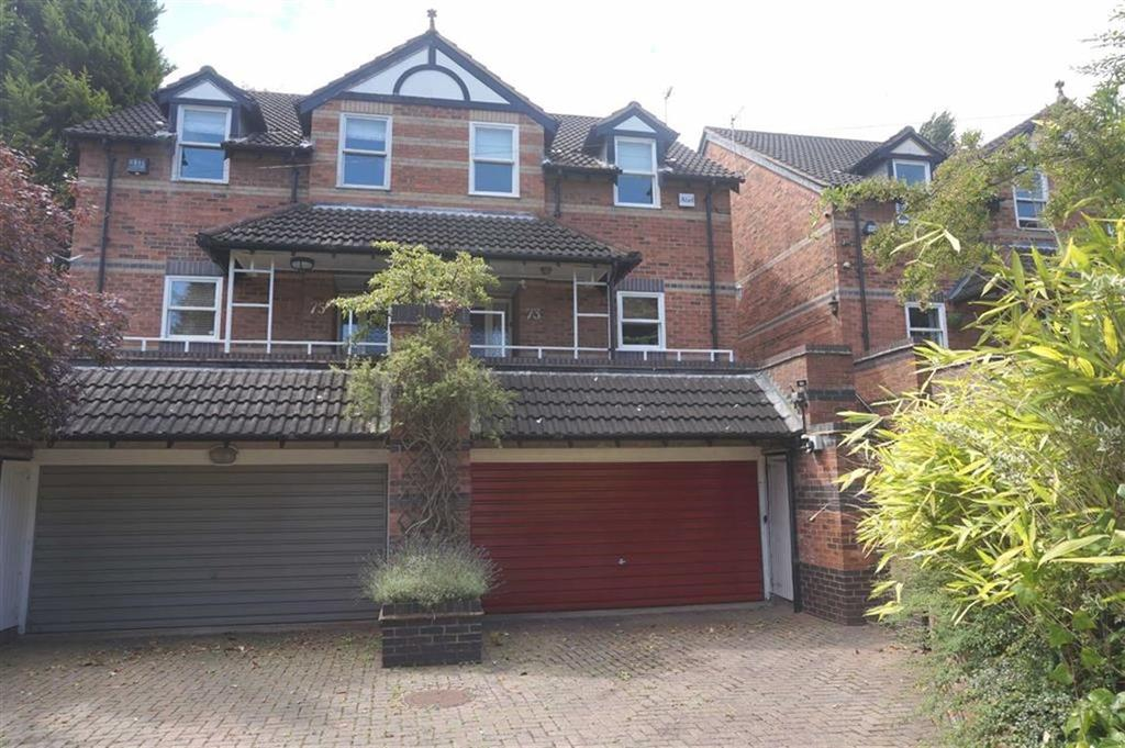 3 Bedrooms Semi Detached House for sale in Stoneygate Road, Stoneygate, Leicester