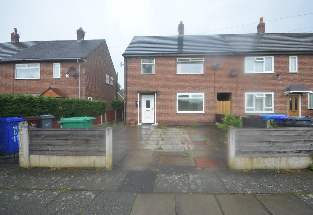 3 Bedrooms End Of Terrace House for sale in Sealand Road, Northern Moor, Manchester M23