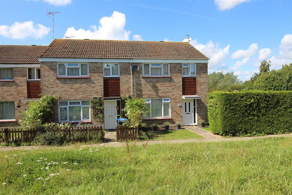 3 Bedrooms End Of Terrace House for sale in Field Close, Burgess Hill