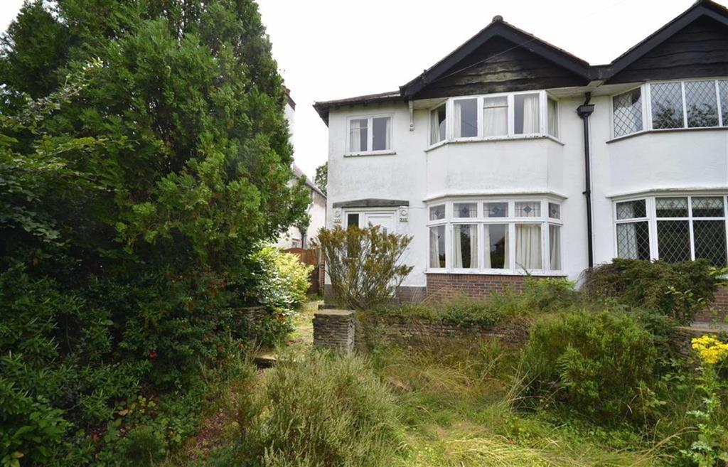 3 Bedrooms Semi Detached House for sale in Ledsham Road, Little Sutton, CH66
