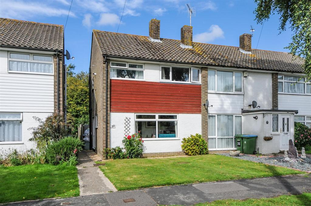 3 Bedrooms End Of Terrace House for sale in Elm Grove South, Barnham