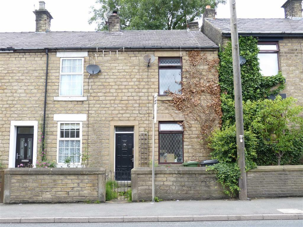 2 Bedrooms End Of Terrace House for sale in Market Street, Hollingworth, Via Hyde
