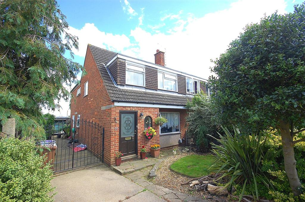 4 Bedrooms Semi Detached House for sale in Westwood Avenue