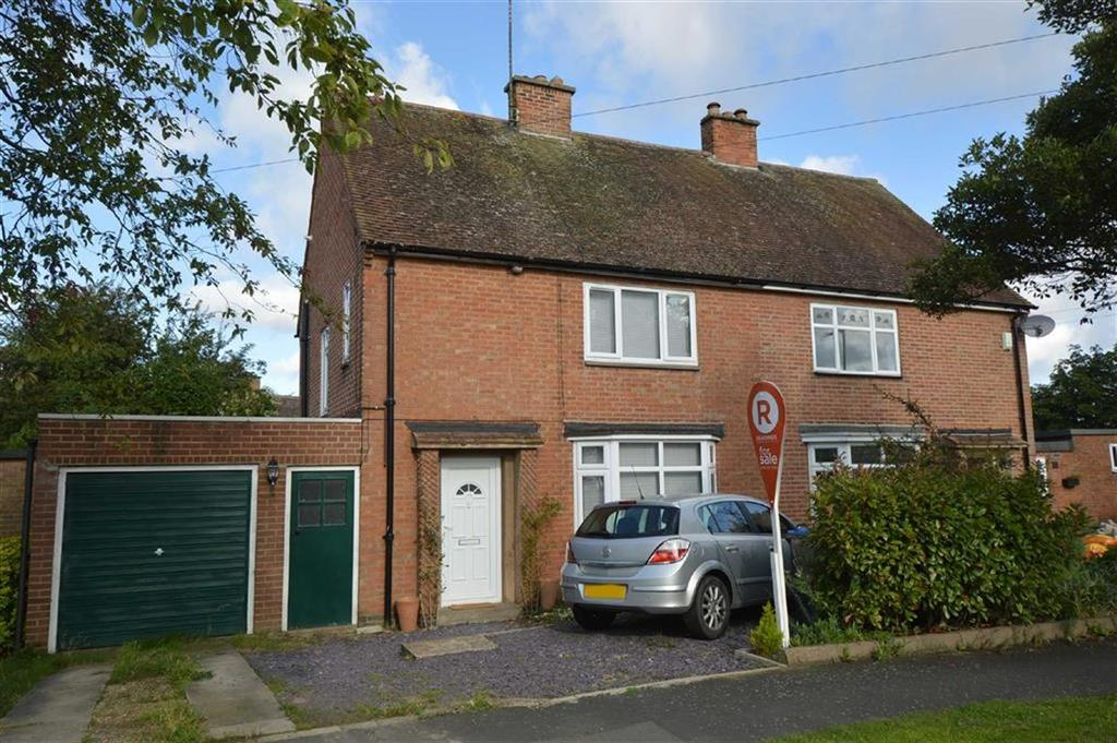 3 Bedrooms Semi Detached House for sale in St Cuthberts Avenue, Great Glen