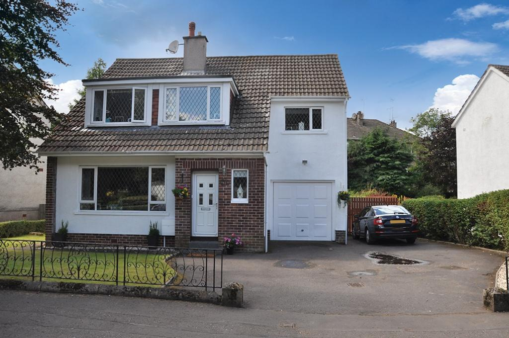 4 Bedrooms Detached Villa House for sale in 71 Castlehill Drive, Newton Mearns, G77 5LB