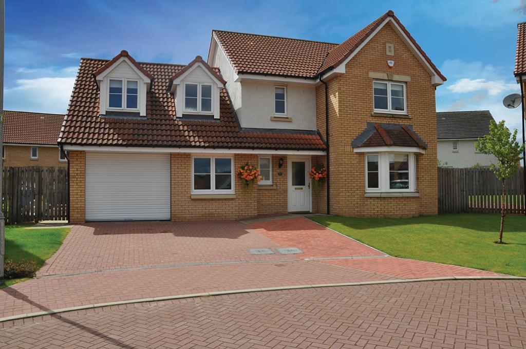 4 Bedrooms Detached Villa House for sale in 7 Walpole Lane, Jackton, G74 5QB