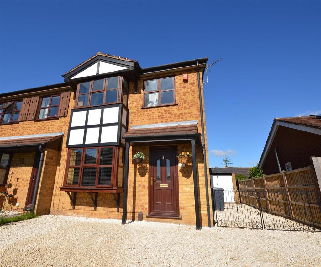 3 Bedrooms Semi Detached House for sale in Elvington Close, Lincoln
