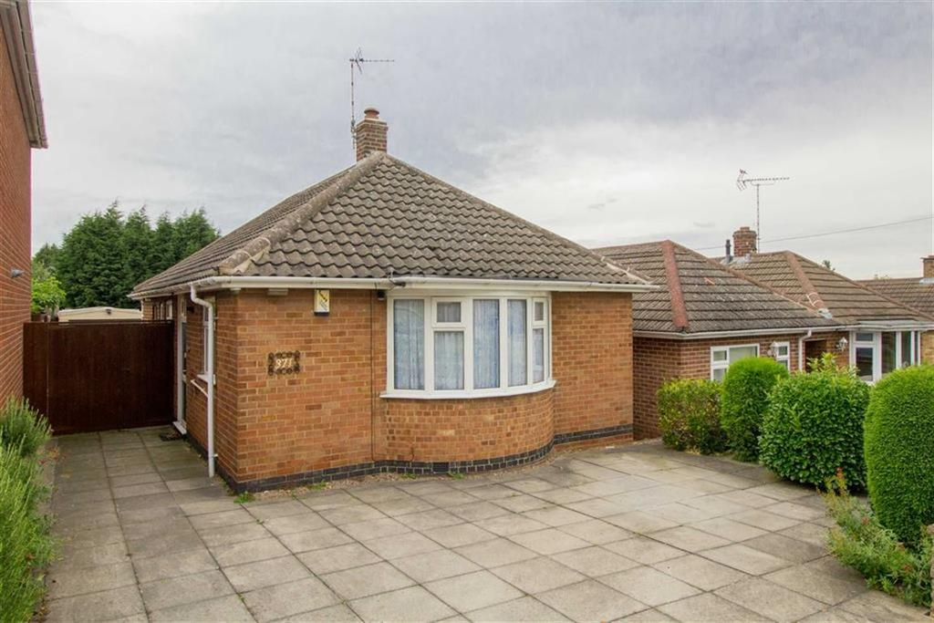3 Bedrooms Detached Bungalow for sale in Park Road, Loughborough, LE11