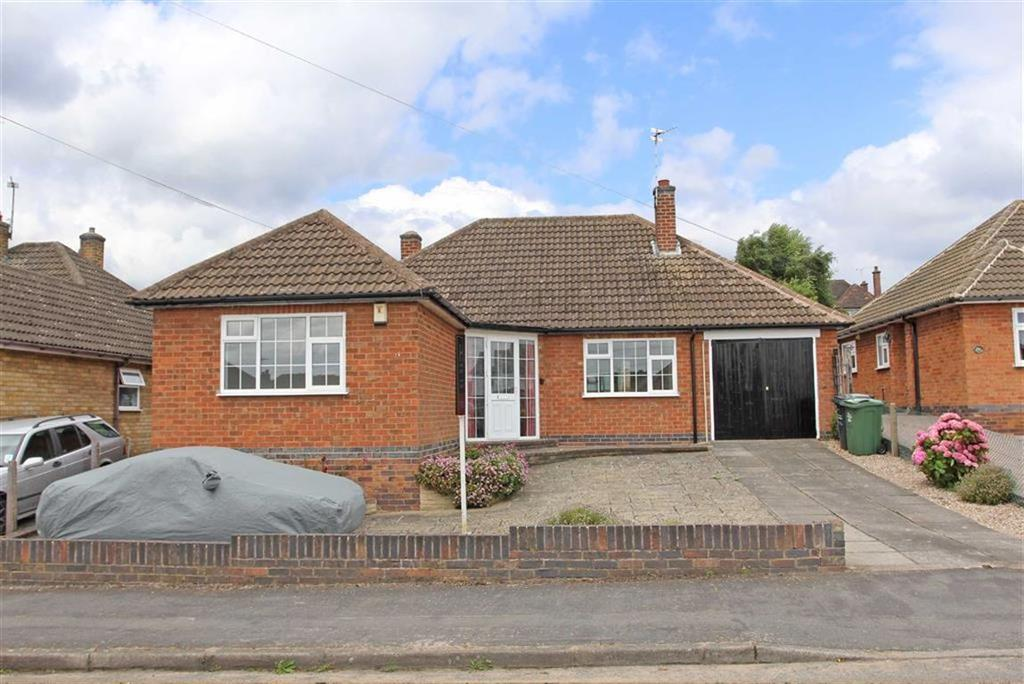 3 Bedrooms Bungalow for sale in Andrew Road, Anstey, Leicester