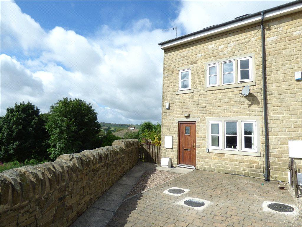 4 Bedrooms Town House for sale in Heathcliff Mews, Thornton, Bradford, West Yorkshire