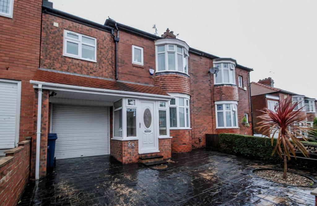 3 Bedrooms Semi Detached House for sale in Coldwell Park Drive, Felling