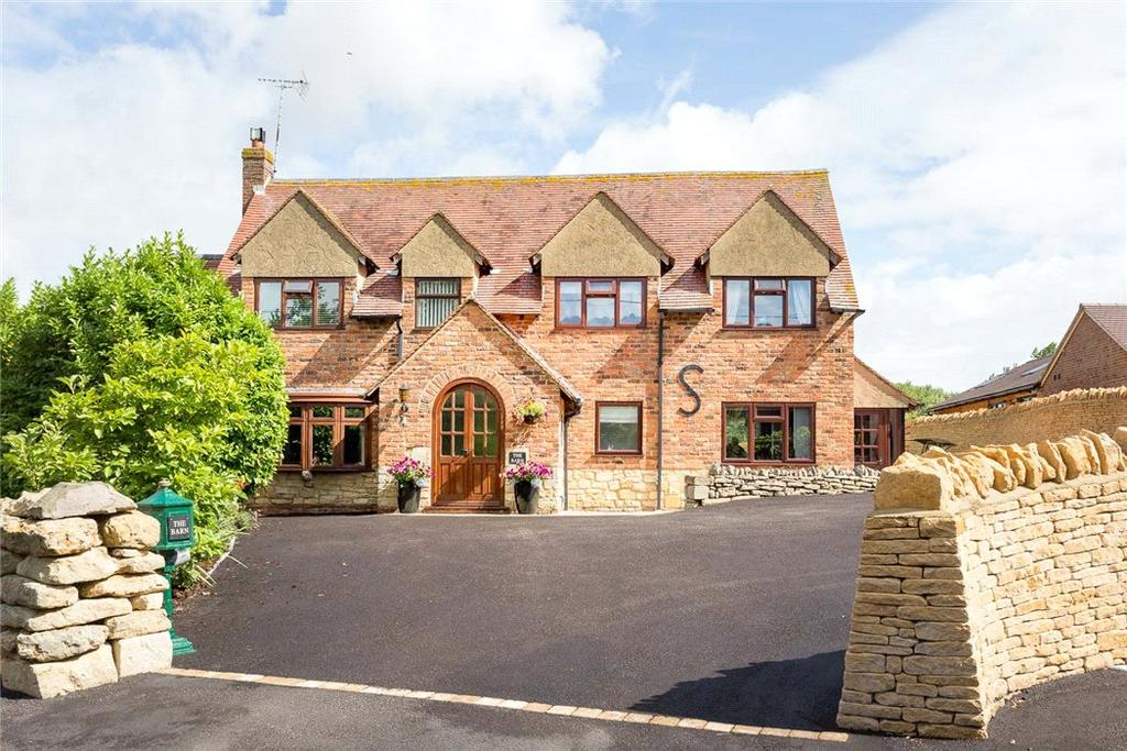 4 Bedrooms Detached House for sale in Teddington, Tewkesbury, Gloucestershire, GL20