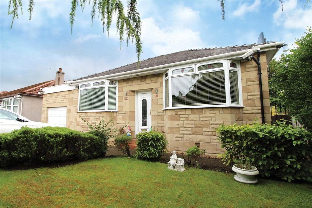 4 Bedrooms Detached House for sale in Rannoch Drive, Bearsden