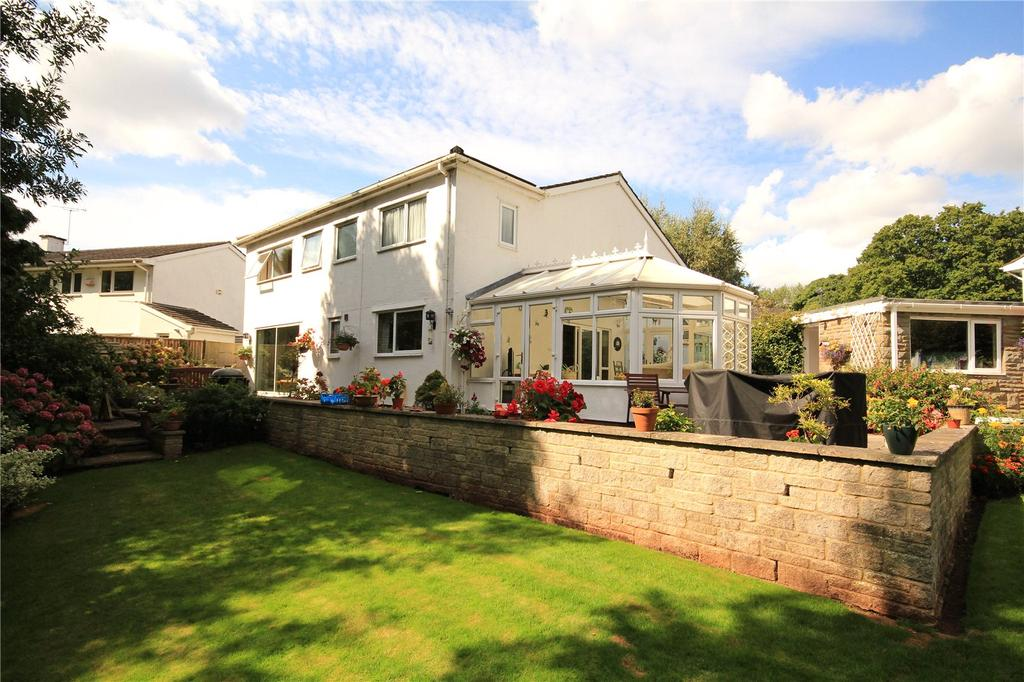 4 Bedrooms Detached House for sale in The Newlands, Frenchay, Bristol, BS16