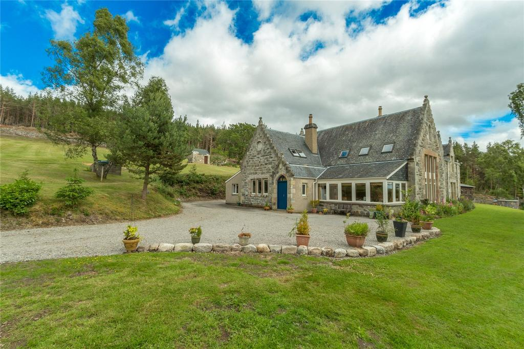 4 Bedrooms Detached House for sale in Spinningdale, Ardgay, Sutherland