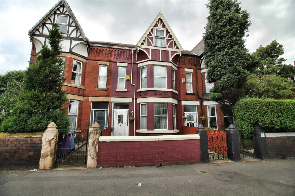 5 Bedrooms Terraced House for sale in Warbreck Moor, Liverpool, Merseyside, L9
