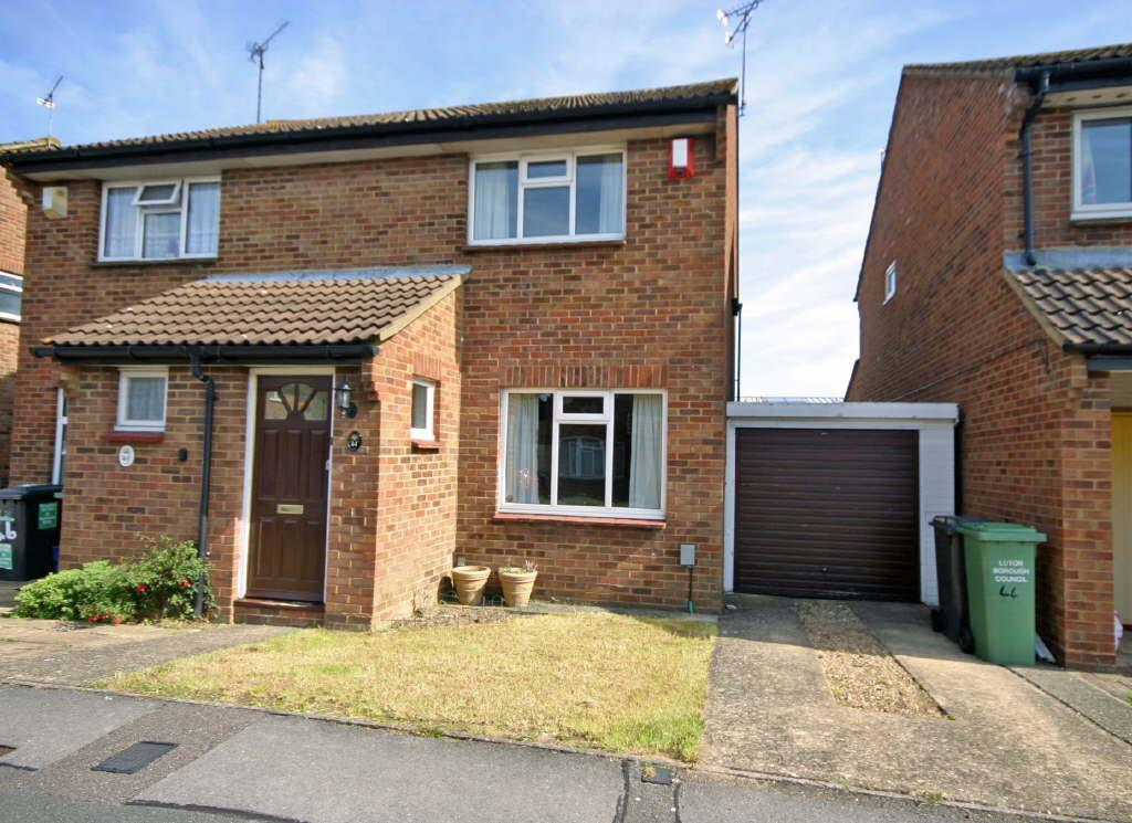 2 Bedrooms Semi Detached House for sale in Icknield Catchment