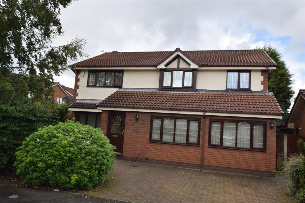 5 Bedrooms Detached House for sale in Mount Road, Alkrington, Middleton