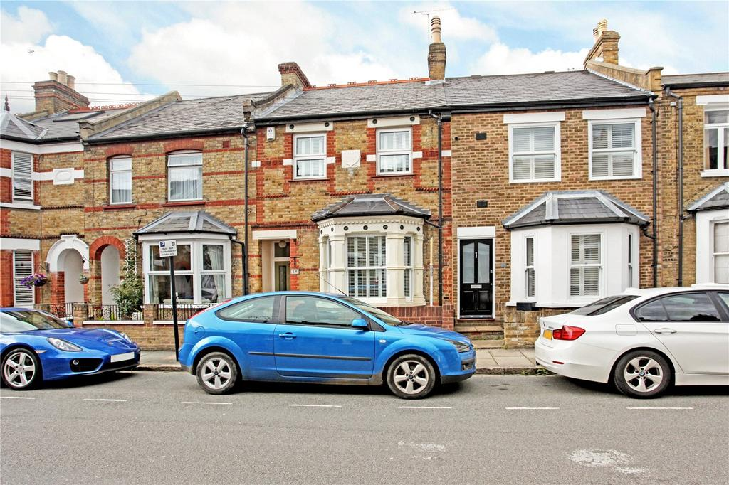3 Bedrooms Terraced House for sale in Albany Road, Windsor, Berkshire, SL4