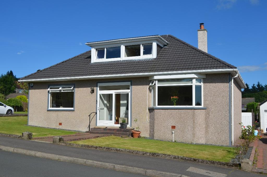 5 Bedrooms Detached House for sale in Sinclair Drive, Helensburgh, Argyll Bute, G84 9BB