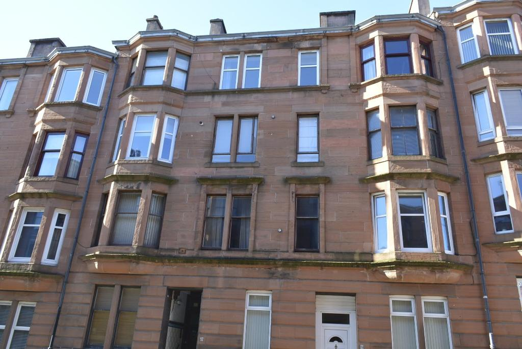 1 Bedroom Flat for sale in Apsley Street, Flat 3/2, Thornwood, Glasgow, G11 7SZ