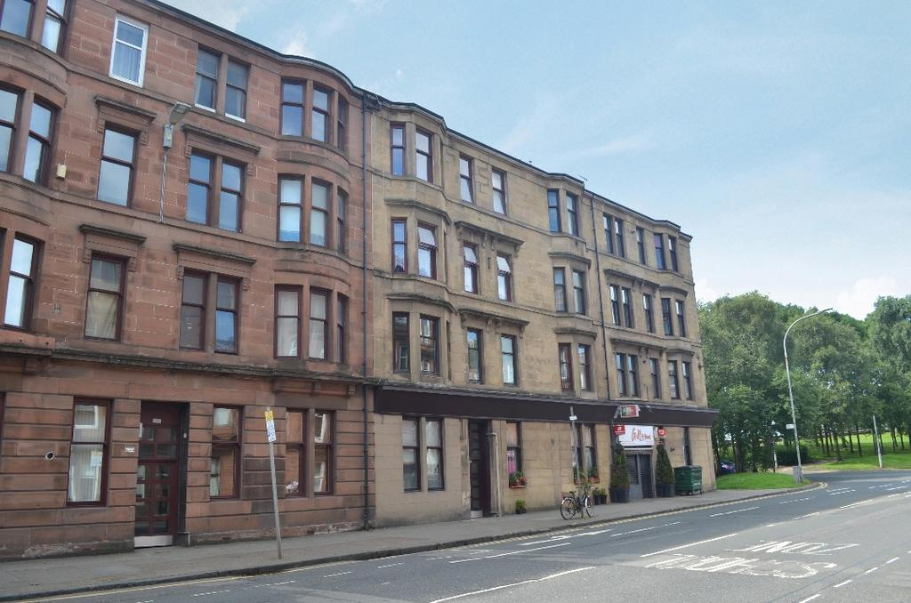 1 Bedroom Flat for sale in Dumbarton Road, Flat 3/3, Thornwood, Glasgow, G11 6HZ