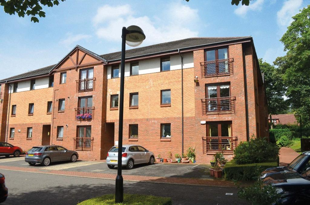 2 Bedrooms Flat for sale in Normanhurst Court, 124 West King Street, Helensburgh, Argyll Bute, G84 8DH