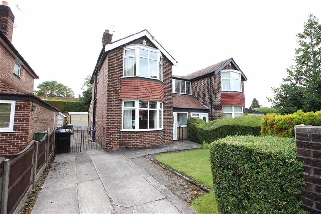 3 Bedrooms Semi Detached House for sale in Firs Road, Sale