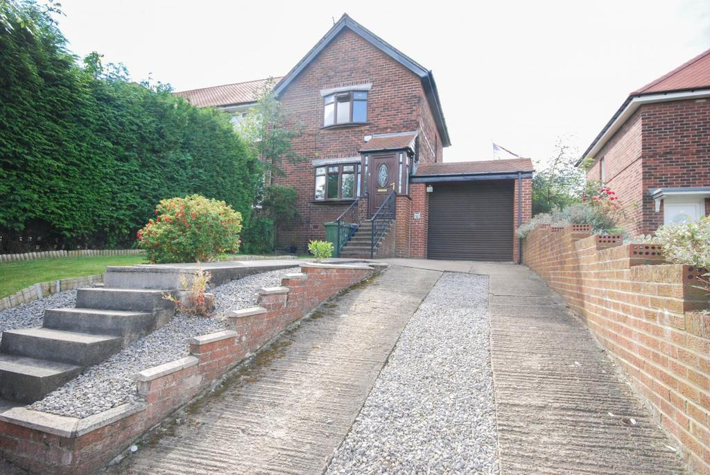 2 Bedrooms Semi Detached House for sale in Holborn Road, Nookside
