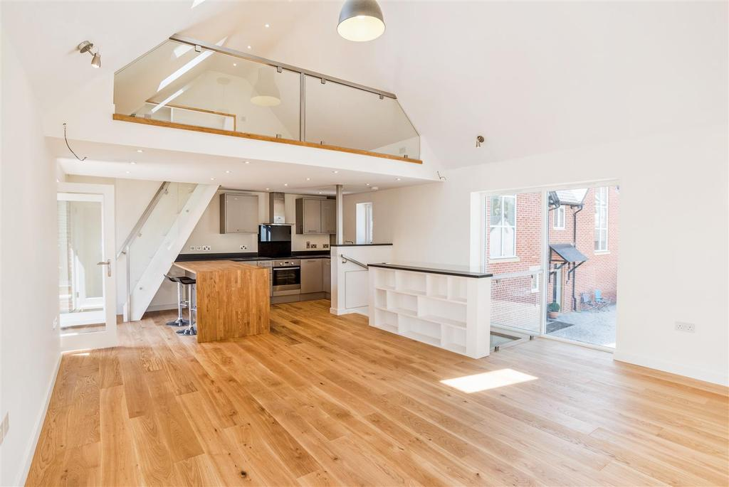 3 Bedrooms End Of Terrace House for sale in 7 Greyhound Mews, Pewsey