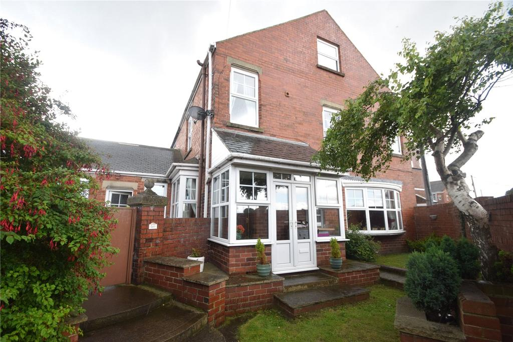 4 Bedrooms Semi Detached House for sale in Princess Road, Seaham, Co. Durham, SR7
