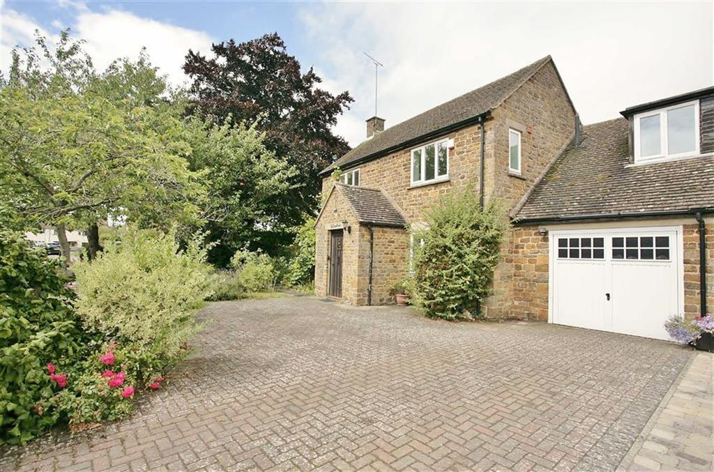 3 Bedrooms Link Detached House for sale in The Green, Cropredy