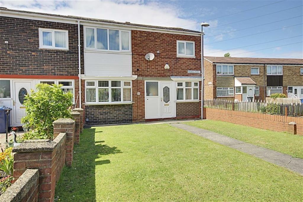 3 Bedrooms End Of Terrace House for sale in Keats Walk, South Shields, Tyne Wear