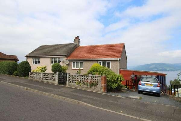 3 Bedrooms Semi-detached Villa House for sale in 32 St. Andrews Drive, Gourock, PA19 1HY