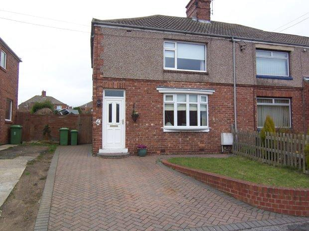 3 Bedrooms Semi Detached House for sale in MAPLE GROVE, SEDGEFIELD, SEDGEFIELD DISTRICT