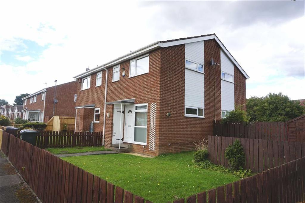 1 Bedroom Semi Detached House for sale in Worsley Close, Redesdale Park, Wallsend, NE28