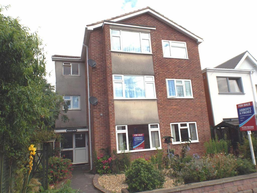 2 Bedrooms Flat for sale in Ryslen House, Grove Road, Burnham-on-Sea