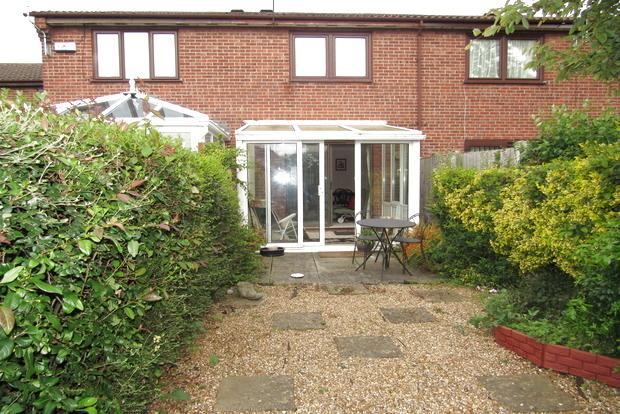 2 Bedrooms Terraced House for sale in Crest View, Sherwood, Nottingham, NG5