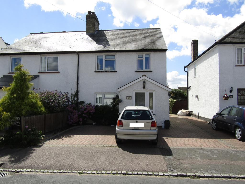 3 Bedrooms Semi Detached House for sale in Coppice Mead, Stotfold SG5